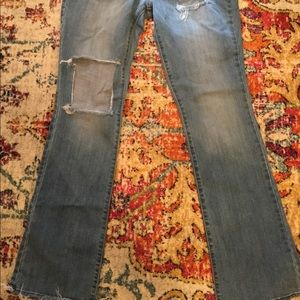 Old navy tall curve jeans